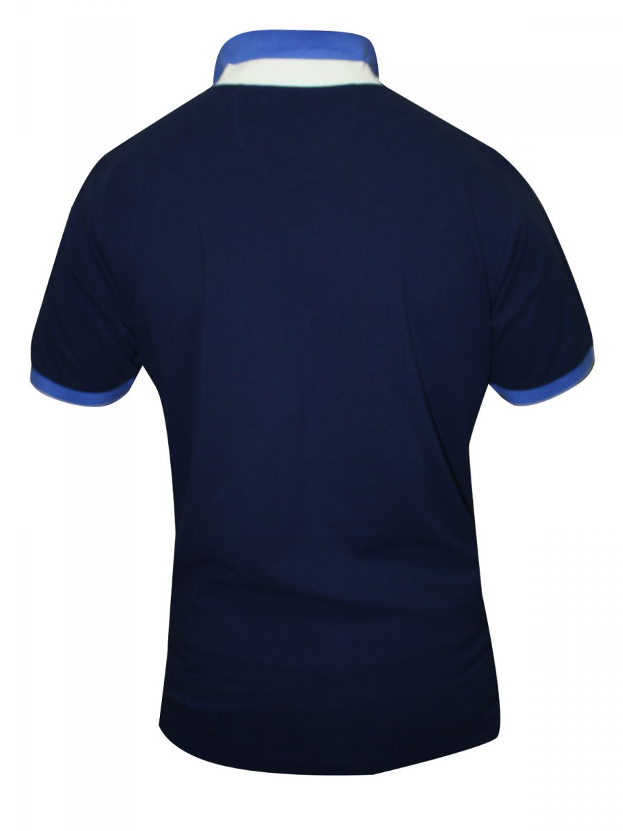 Buy T Shirts Online Red Tape Blue Polo T Shirt Rph6097