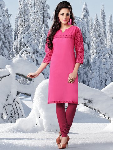 https://static3.cilory.com/123478-thickbox_default/kalaa-royal-pink-lawn-cotton-kurti.jpg