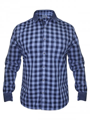 https://static.cilory.com/130945-thickbox_default/numero-uno-blue-check-shirt.jpg