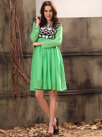 https://static1.cilory.com/133535-thickbox_default/rose-black-green-georgette-kurti.jpg