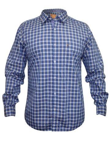 https://static.cilory.com/136618-thickbox_default/londonbridge-blue-casual-shirt.jpg