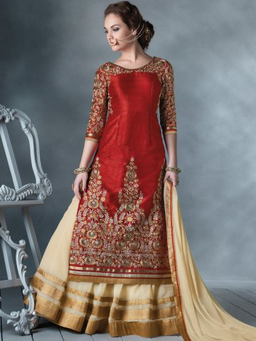 https://static.cilory.com/141165-thickbox_default/designer-red-beige-semi-stitched-lehnga.jpg
