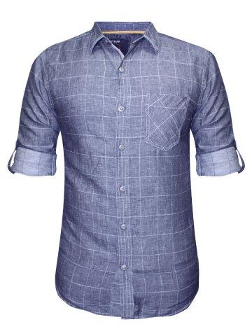 https://static7.cilory.com/144712-thickbox_default/spykar-blue-casual-shirt.jpg