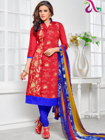 https://static8.cilory.com/167745-thickbox_default/chanderi-red-blue-embroidered-unstitched-suit.jpg