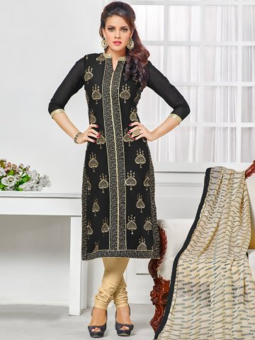 https://static7.cilory.com/167781-thickbox_default/chanderi-black-brown-embroidered-unstitched-suit.jpg