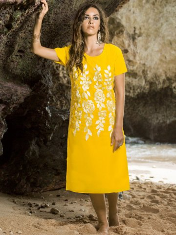 https://static8.cilory.com/168620-thickbox_default/cockqtail-yellow-party-wear-kurti.jpg