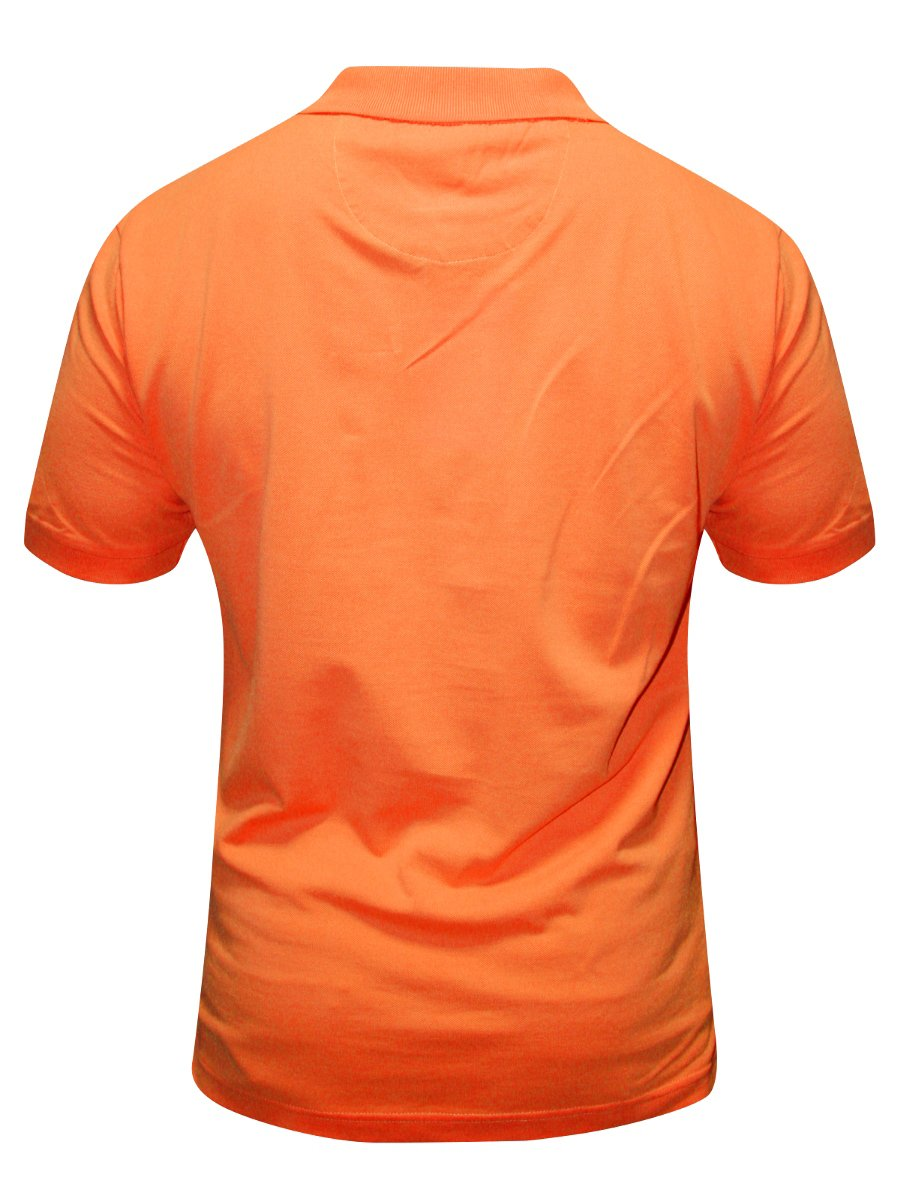 Buy T Shirts Online Red Tape Orange Polo T Shirt