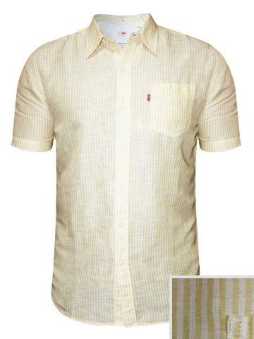 https://static1.cilory.com/185674-thickbox_default/levis-yellow-casual-half-sleeves-shirt.jpg