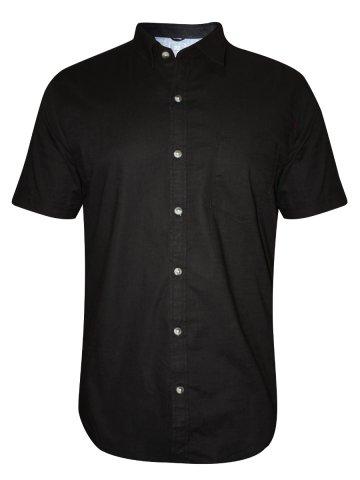https://static8.cilory.com/185821-thickbox_default/peter-england-black-half-sleeves-shirt.jpg