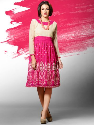 https://static8.cilory.com/188299-thickbox_default/glamorize-light-brown-pink-embroidered-georgette-kurti.jpg