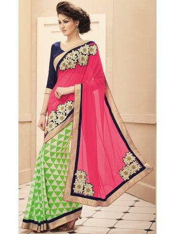 https://static4.cilory.com/199600-thickbox_default/trend-green-pink-designer-saree.jpg