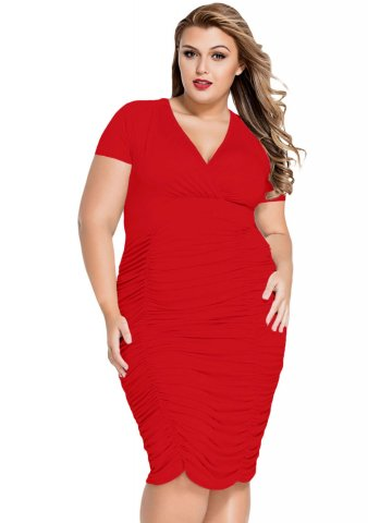 https://static8.cilory.com/200331-thickbox_default/red-pleated-curvaceous-midi-dress.jpg