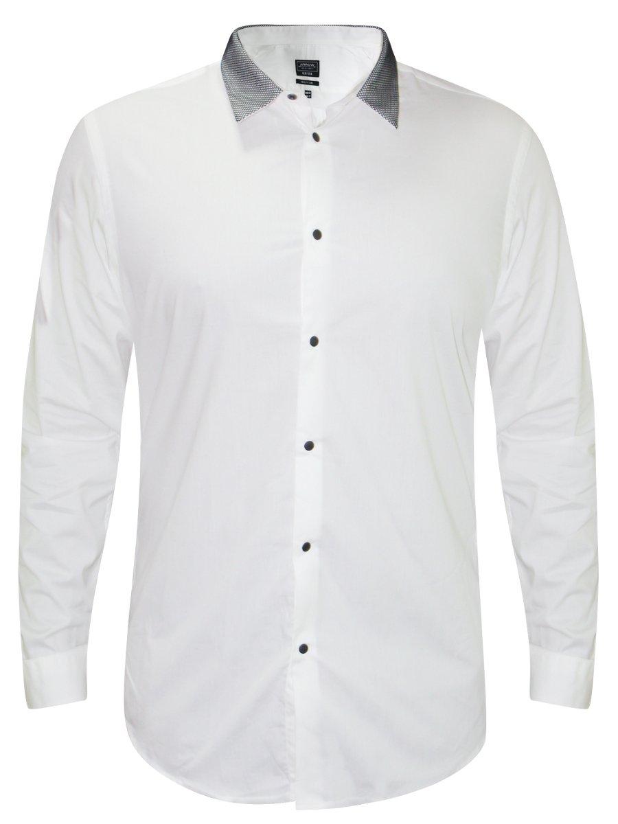 Arrow White Formal Shirt | Assy1004-white | Cilory.com