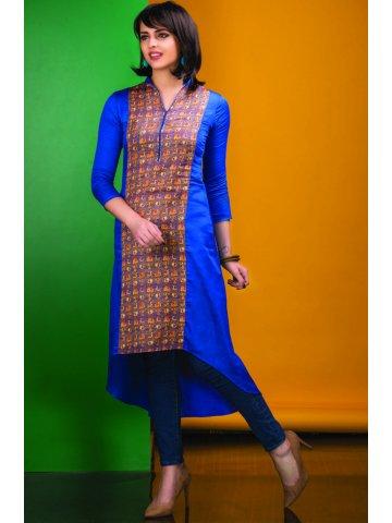 https://static4.cilory.com/212789-thickbox_default/sattire-blue-brown-cotton-kurti.jpg