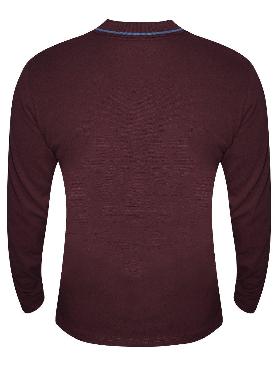 pepe jeans wine polo t shirt pim0002115 4 wine. Black Bedroom Furniture Sets. Home Design Ideas