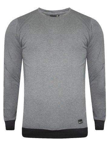 https://static7.cilory.com/233305-thickbox_default/rigo-stylish-grey-melange-tee-with-black-cuffs.jpg
