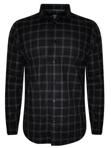 91125748a ... Black Formal Shirt.  https   static3.cilory.com 236315-thickbox default arrow-