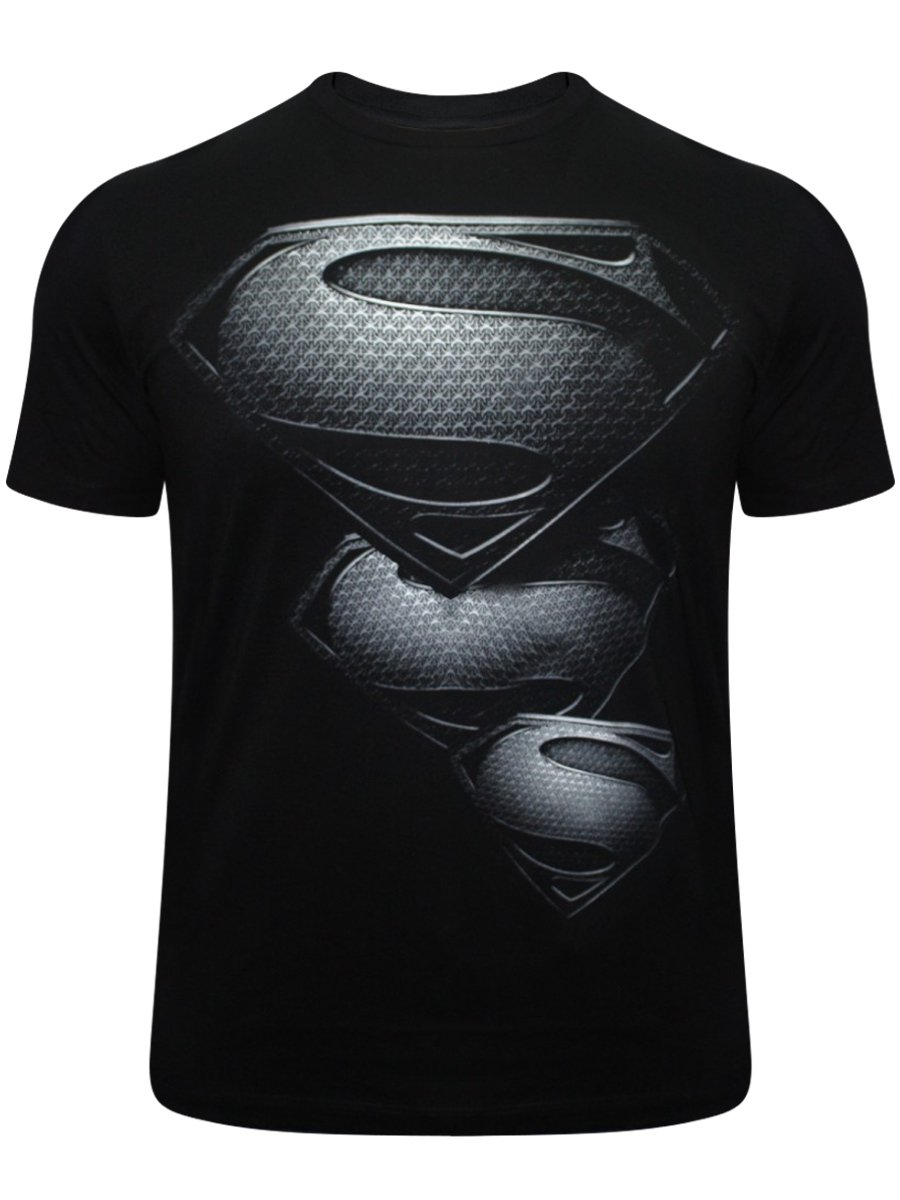 buy t shirts online black superman t shirt mt0bsp30a. Black Bedroom Furniture Sets. Home Design Ideas