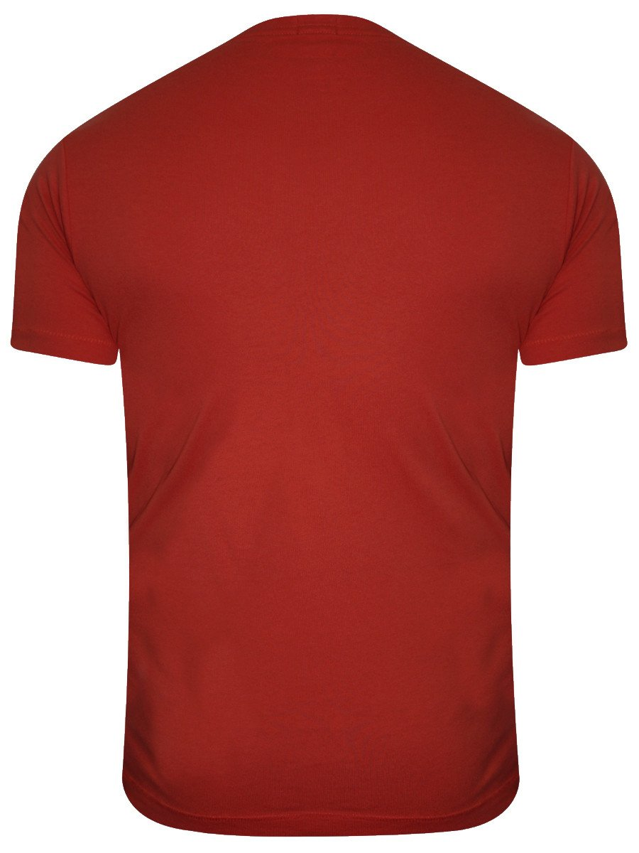 buy t shirts online pepe jeans red round neck t shirt. Black Bedroom Furniture Sets. Home Design Ideas