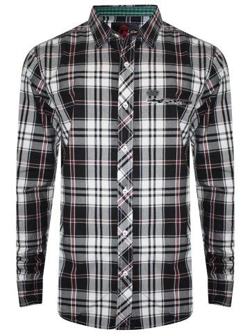 https://static8.cilory.com/259989-thickbox_default/spykar-men-s-black-checks-shirt.jpg