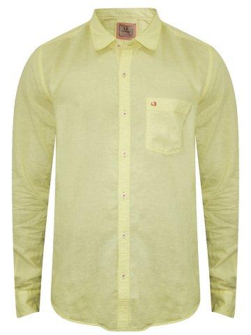 https://static8.cilory.com/273506-thickbox_default/londonbridge-yellow-casual-linen-shirt.jpg