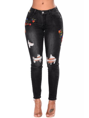 https://static.cilory.com/316954-thickbox_default/black-mid-rise-distressed-rose-embroidery-jeans.jpg