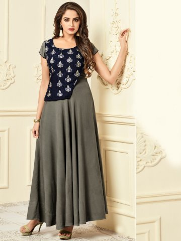 https://static2.cilory.com/318440-thickbox_default/floral-navy-blue-dark-grey-embroidered-kurti.jpg