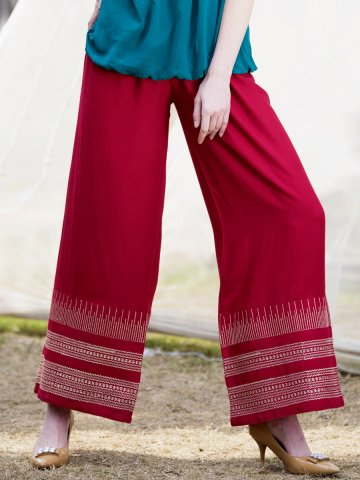 https://static6.cilory.com/322317-thickbox_default/color-threads-maroon-embroidered-rayon-cotton-palazzo.jpg