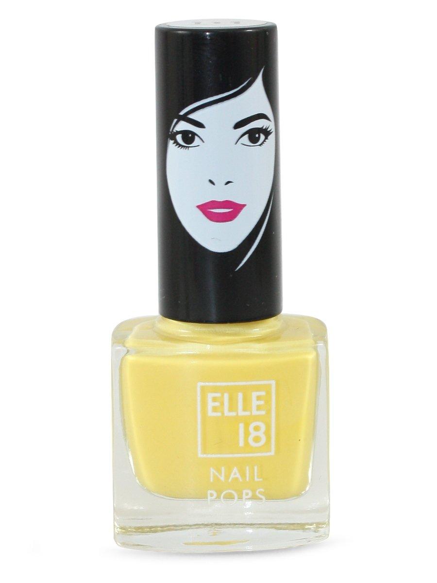 Elle 18 Nail Pops Nail Polish | Elle18-nail Pops 111 | Cilory.com
