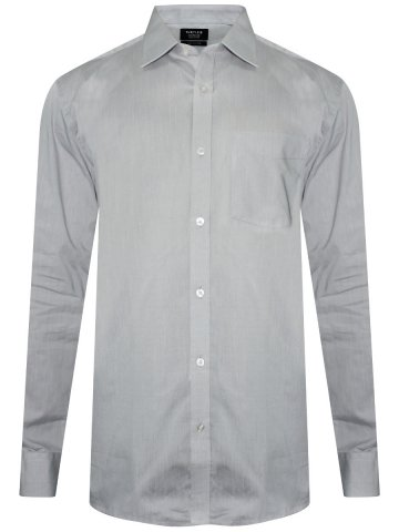 Turtle Pure Cotton Grey Shirt at cilory