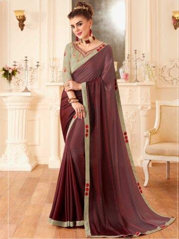 https://static2.cilory.com/367394-thickbox_default/navnya-coffee-saree-with-embroidered-blouse.jpg