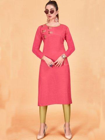 https://static1.cilory.com/371348-thickbox_default/diva-pink-embroidered-cotton-slub-kurti.jpg