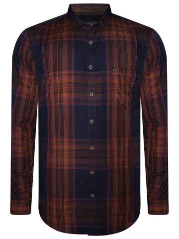 https://static.cilory.com/377912-thickbox_default/peter-england-pure-cotton-navy-rust-shirt.jpg