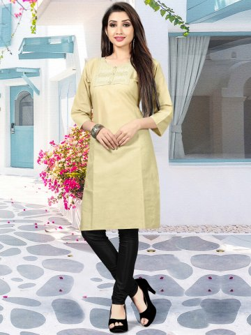 https://static2.cilory.com/378121-thickbox_default/olive-solid-cotton-kurti.jpg