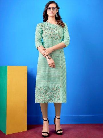 https://d38jde2cfwaolo.cloudfront.net/378450-thickbox_default/green-cotton-embroidered-kurti.jpg