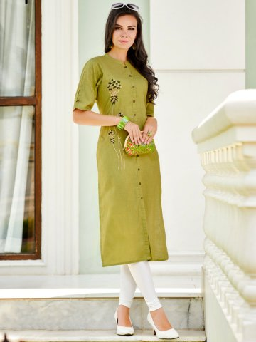 https://static6.cilory.com/392300-thickbox_default/sage-green-embroidered-cotton-kurti.jpg