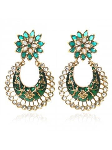 https://static5.cilory.com/39808-thickbox_default/elegant-polki-work-earrings-engraved-with-meena-and-beads.jpg