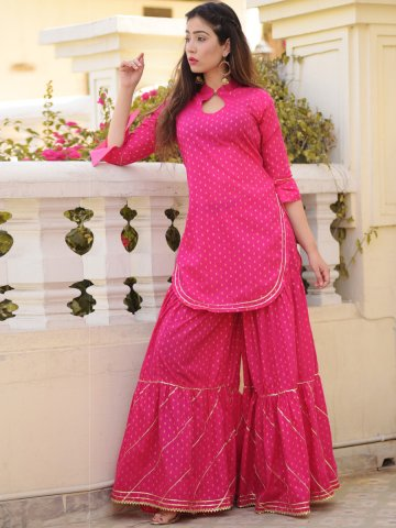 https://static8.cilory.com/408395-thickbox_default/pink-stitched-kurti-with-sharara.jpg