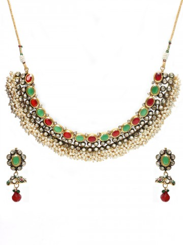https://static3.cilory.com/45572-thickbox_default/elegant-polki-work-necklace-set-carved-with-stone-and-beads.jpg