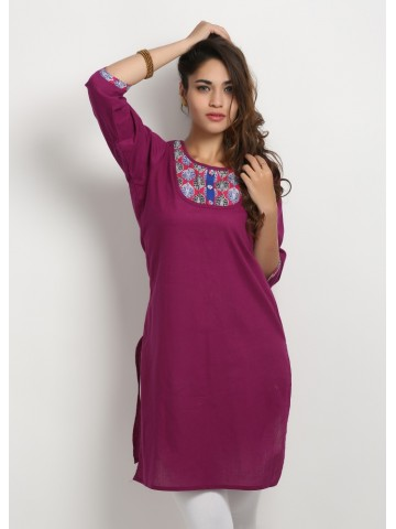 https://static1.cilory.com/69064-thickbox_default/jaipur-kurti-s-women-pure-cotton-purple-kurti.jpg