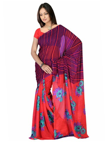 https://static7.cilory.com/89865-thickbox_default/jaipur-kurti-s-attractive-purple-and-pink-faux-georgette-saree-paired-with-blouse.jpg