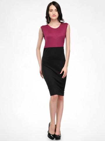 https://static.cilory.com/92109-thickbox_default/red-melange-color-block-dress.jpg
