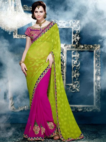 https://static1.cilory.com/92683-thickbox_default/gitaanjali-embroidered-green-saree.jpg